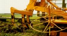 Tiefenlockerer an Kabelpflug