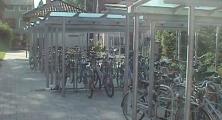 Fahrradständer Bhf, Landsberg